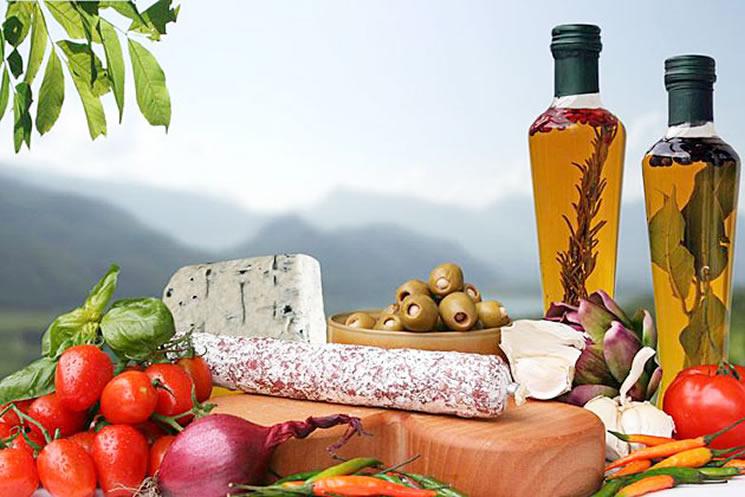 akdeniz-diyeti Akdeniz Diyeti Hakkında Genel Bilgiler ve Örnek Liste