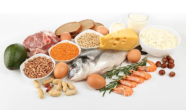 foods-high-in-protein-640x379 Sağlıklı, Düzenli ve Dengeli Beslenme