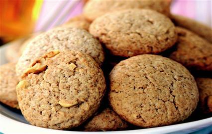 kepekli-kurabiye-tarifi Diyet Tatlı Tarifleri - Pişmanlık Hissettirmeyecek !
