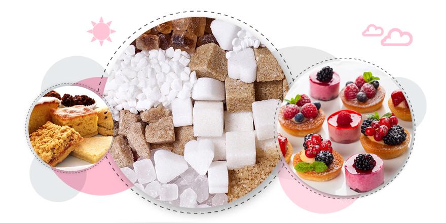 sekertuketimi1 Şeker Kullanımı ve Zararları