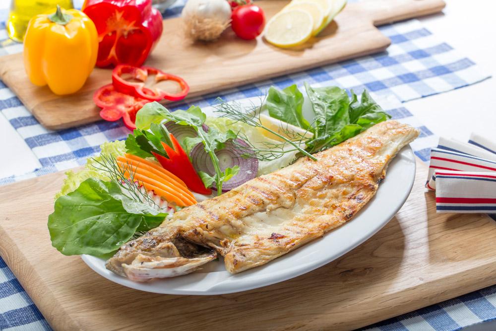 Deniz-Levreği-Izgara Balık Yemekleri | Sağlıklı Diyet Balık Tarifleri
