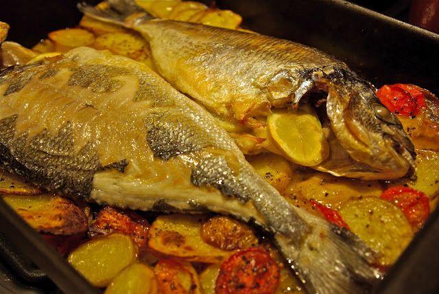 Fırında-çipura Balık Yemekleri | Sağlıklı Diyet Balık Tarifleri