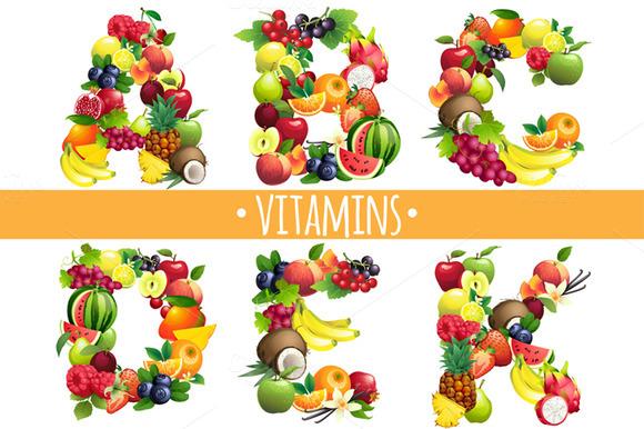 cmp-01-f Vitaminler ve Görevleri   Vitaminler Hangi Besinlerde Bulunur