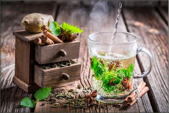 nane-ihlamur-cayi Bitki Çayları ile Bitkisel Tedavi Yöntemleri