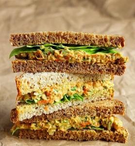 vegan-sandviç-278x300 Sağlıklı Diyet Atıştırmalık Tarifleri