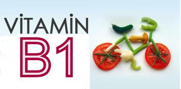 B1-Vitami-Tiamin Kilo Aldıran Vitaminler ve Mineraller Nelerdir?