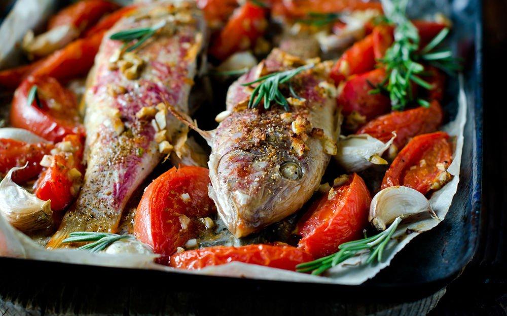 barbun-baligi-tarifi Balık Yemekleri | Sağlıklı Diyet Balık Tarifleri