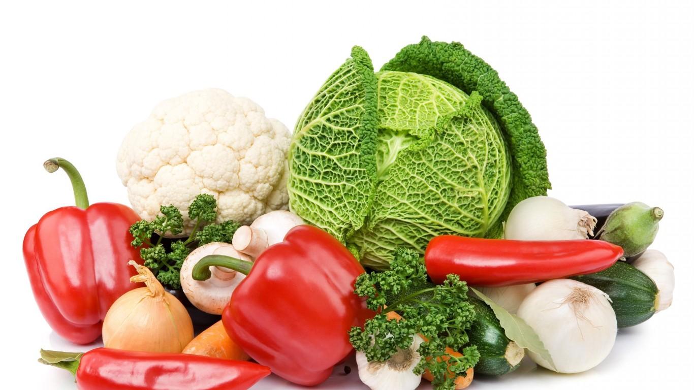 Organik_sebzeler Sebze Sevmeyenlere Öneriler