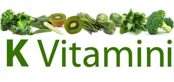 kvitamini13041602 K Vitamini Hangi Besinlerde Bulunur ve Faydaları Nelerdir?