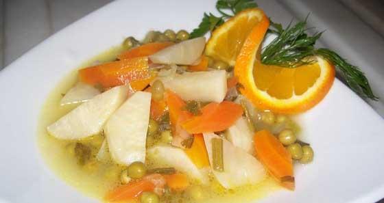 portakalli-kereviz Lezzette ve Sağlıkta Sınır Tanımayan Sebze Yemeği Tarifleri