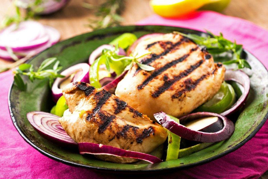 izgara-hindi-gogus Pratik ve Kolay Yemek Tarifleri - Zamanla Yarışanlar İçin