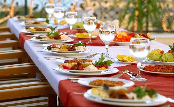 iftar-sofrasi-gidahatti Sahur Yemekleri Menüsü Tarifleri