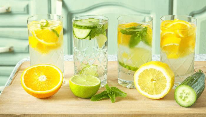odem-attirici-salatalik-nane-limon-detoksu Detox Tarifleri ve Detox Diyeti Listesi