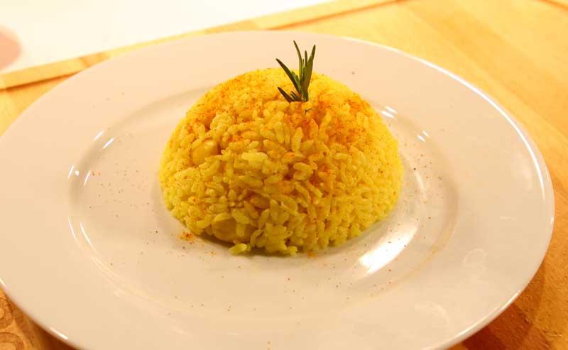 safranli-pilav-tarifi Türk Mutfağı Yemek Tarifleri