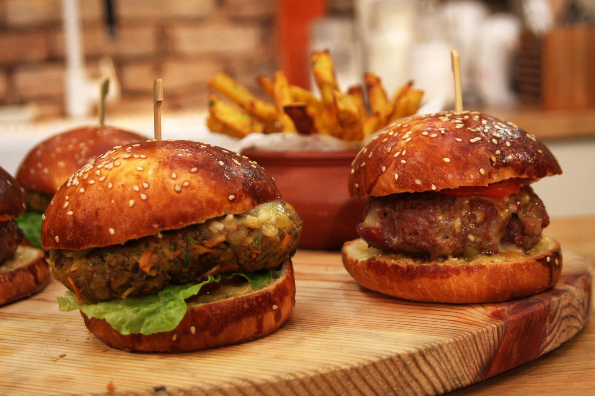 hamburger Yaz Diyeti - Hızlı Şok Diyet