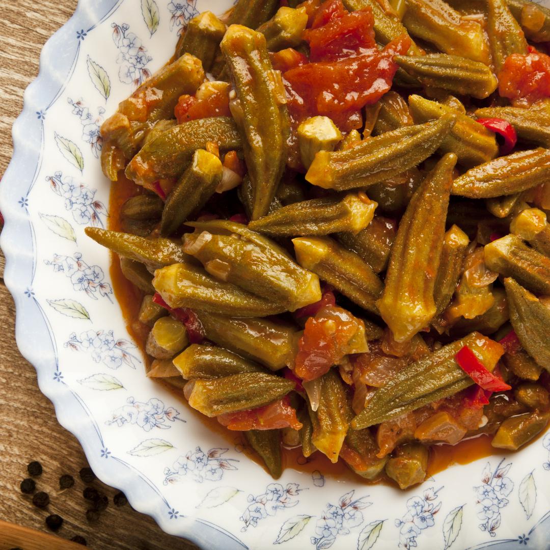 zeytinyaglbamya Türk Mutfağı Yemek Tarifleri