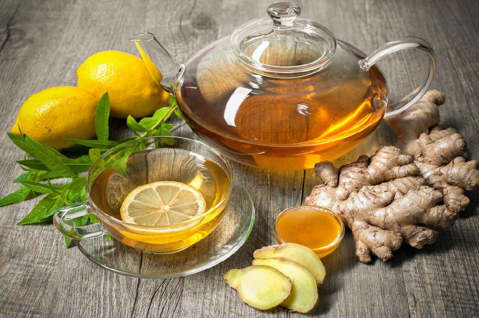zencefil-cayi Zayıflama Çayları İsimleri ve Tarifleri
